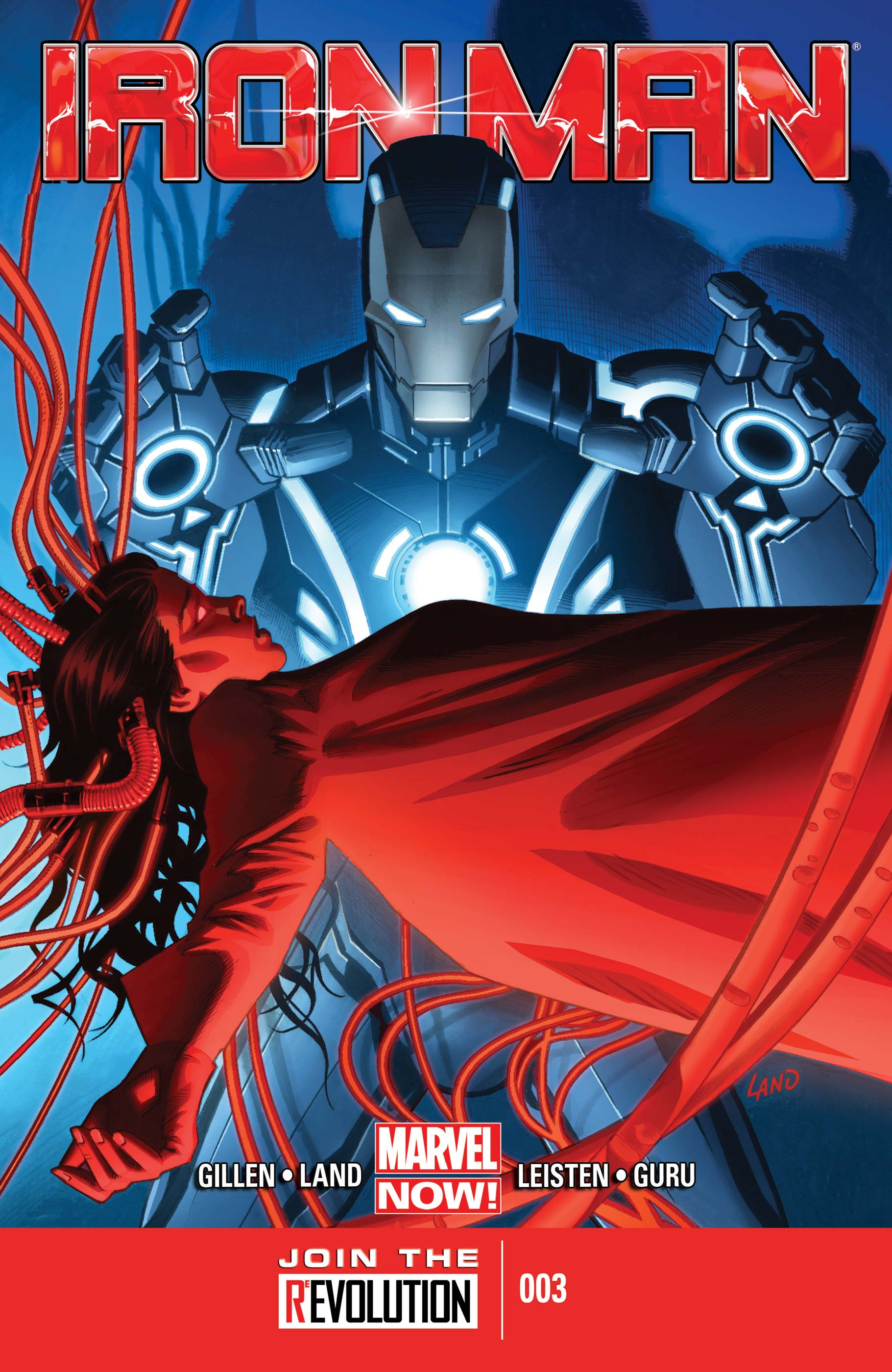 Iron Man (2012) #3