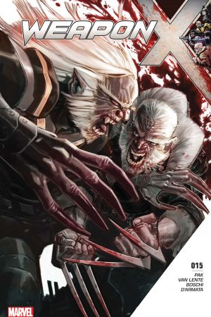 Weapon X (2017) #15