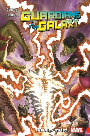 All-New Guardians of the Galaxy Vol. 3: Infinity Quest (Trade Paperback)