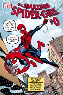 Amazing Spider-Girl #0