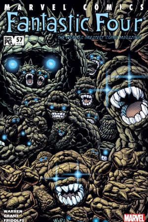 Fantastic Four (1998) #57