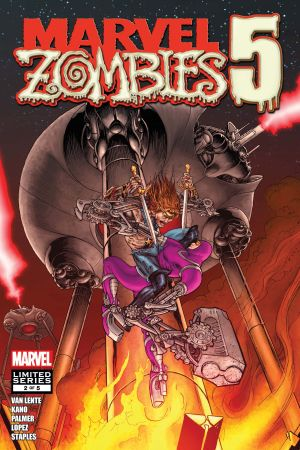 Marvel Zombies 5 #2