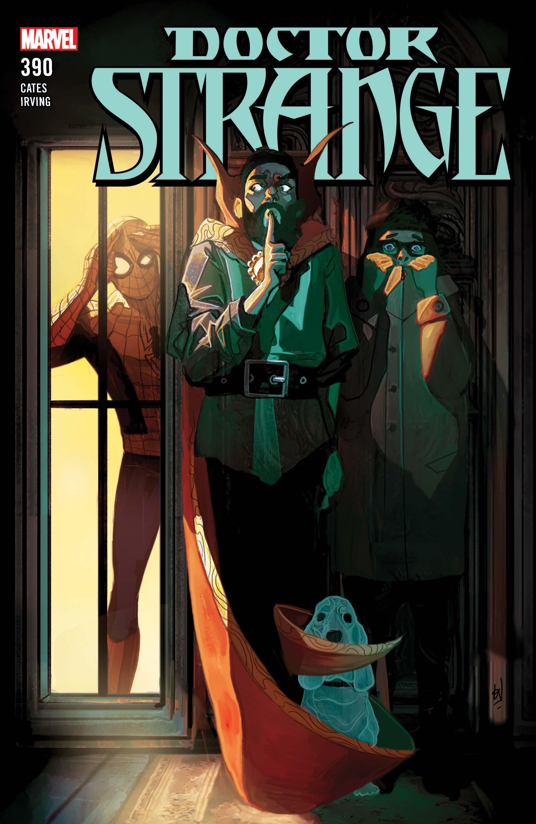 Doctor Strange (2015) #390