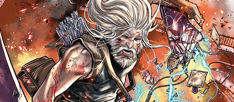 Creator Commentary: Old Man Hawkeye #4