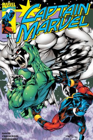 Captain Marvel (2000) #3