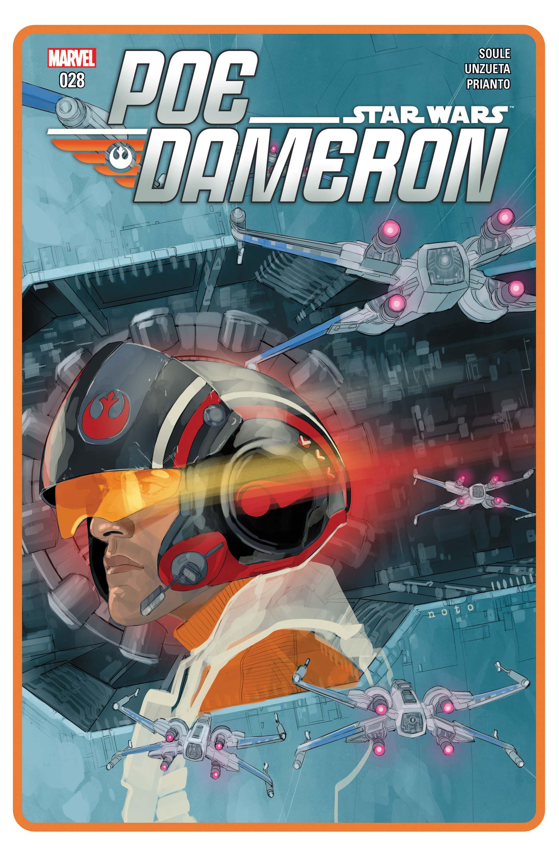 Poe Dameron (2016) #28
