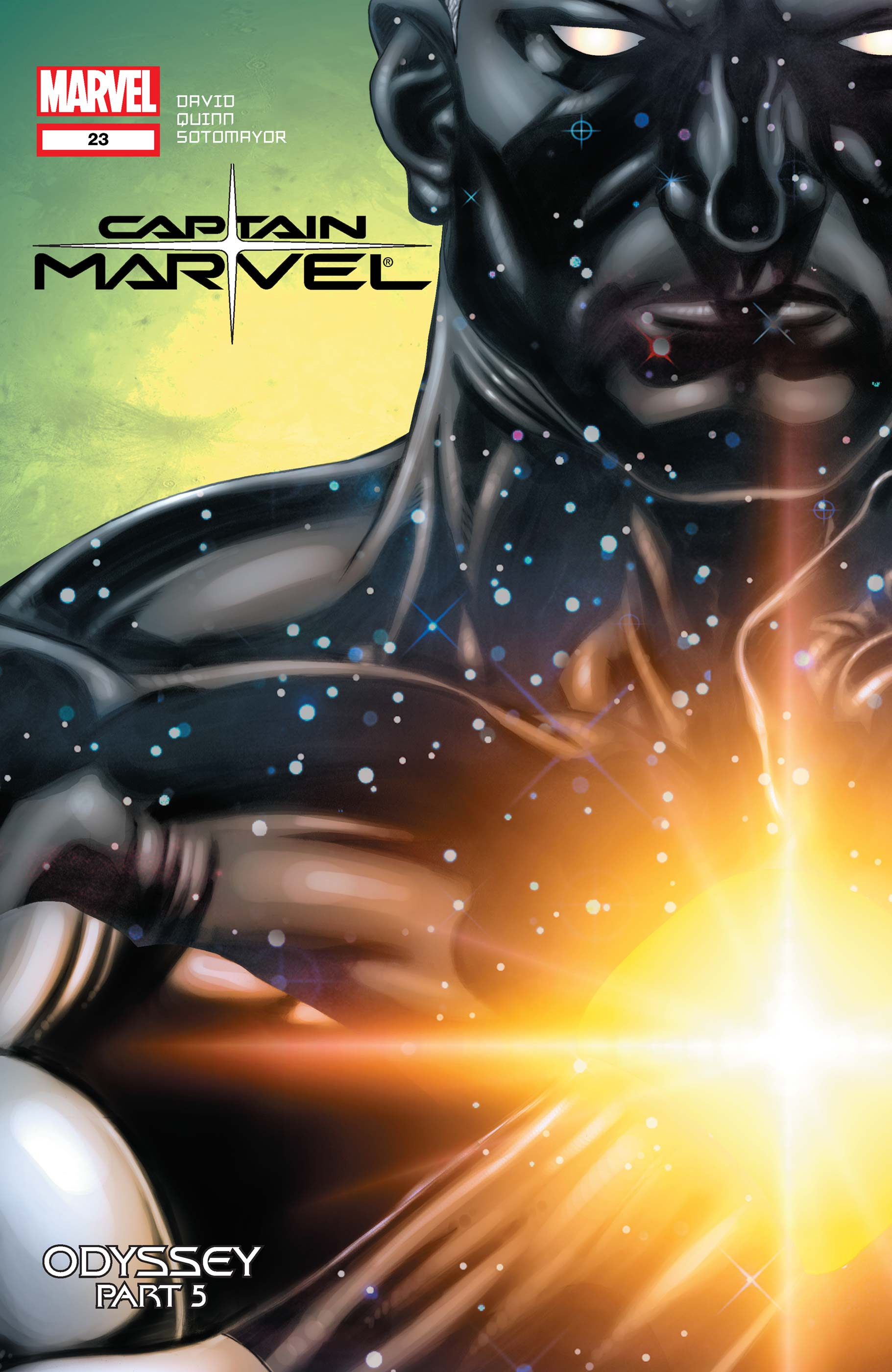 Captain Marvel (2002) #23