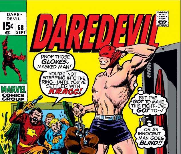 DAREDEVIL (1964) #68
