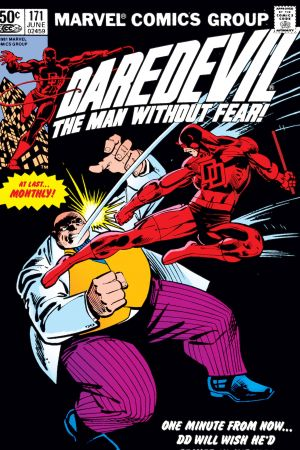Daredevil (1964) #171