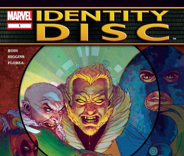 IDENTITY DISC (2004) #1