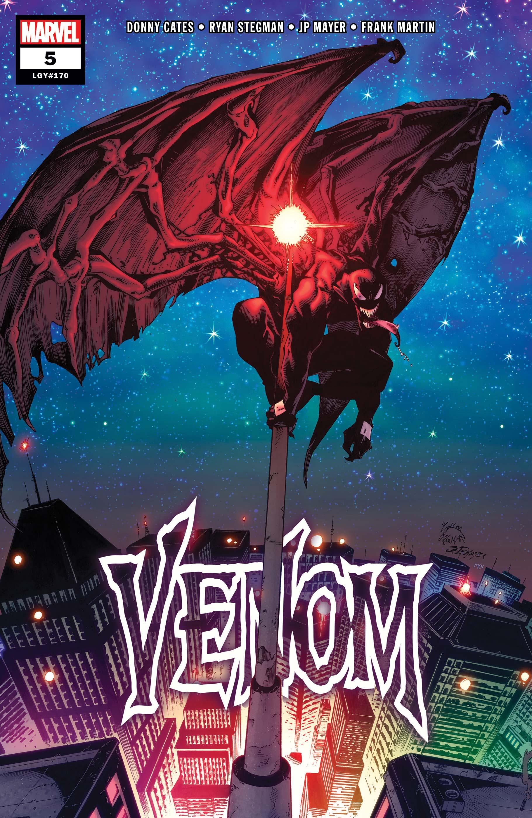 Venom (2018) #5