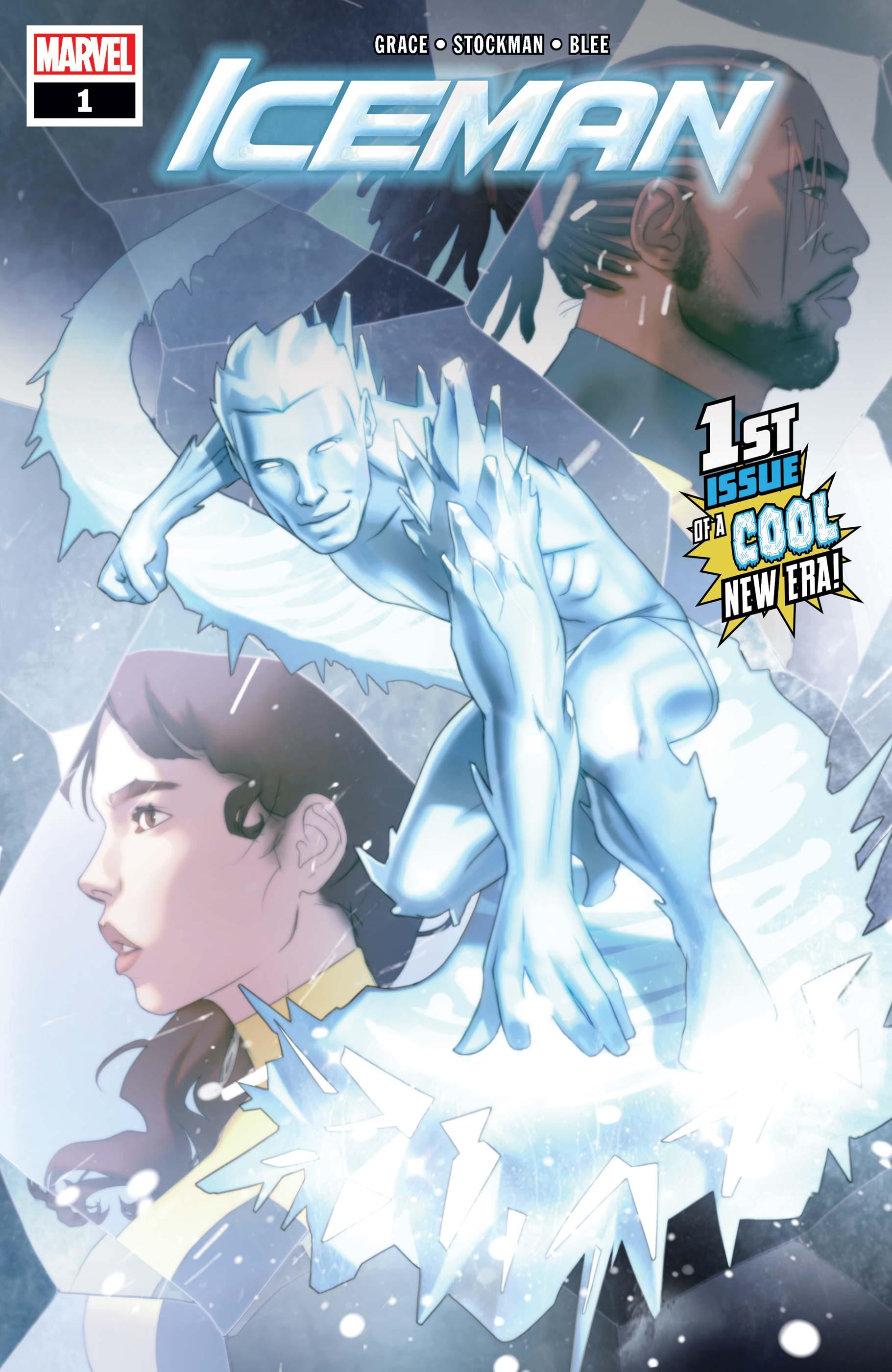 Iceman (2018) #1