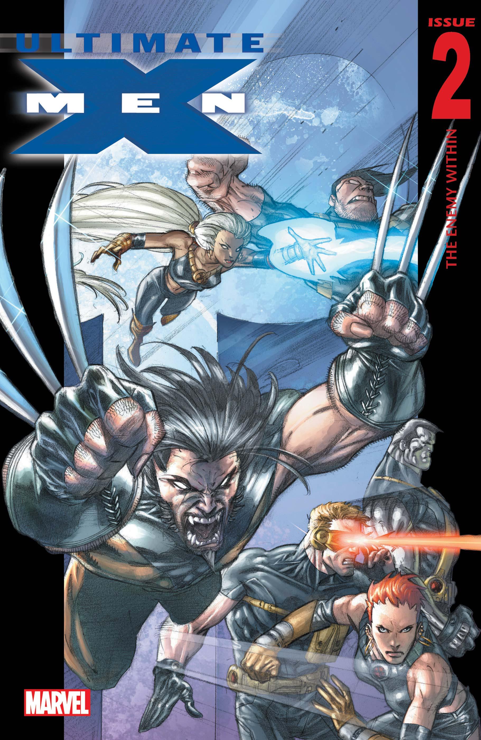 Ultimate X-Men (2001) #2