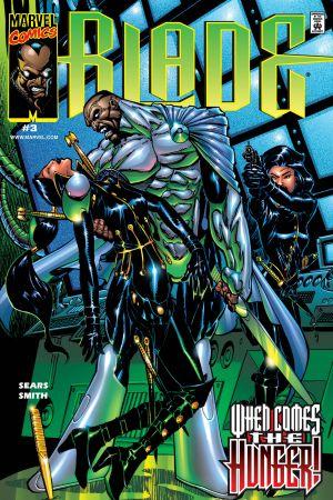 Blade: Vampire Hunter (1999) #3