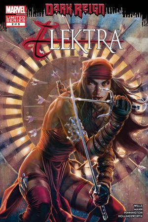 Dark Reign: Elektra (2009) #2
