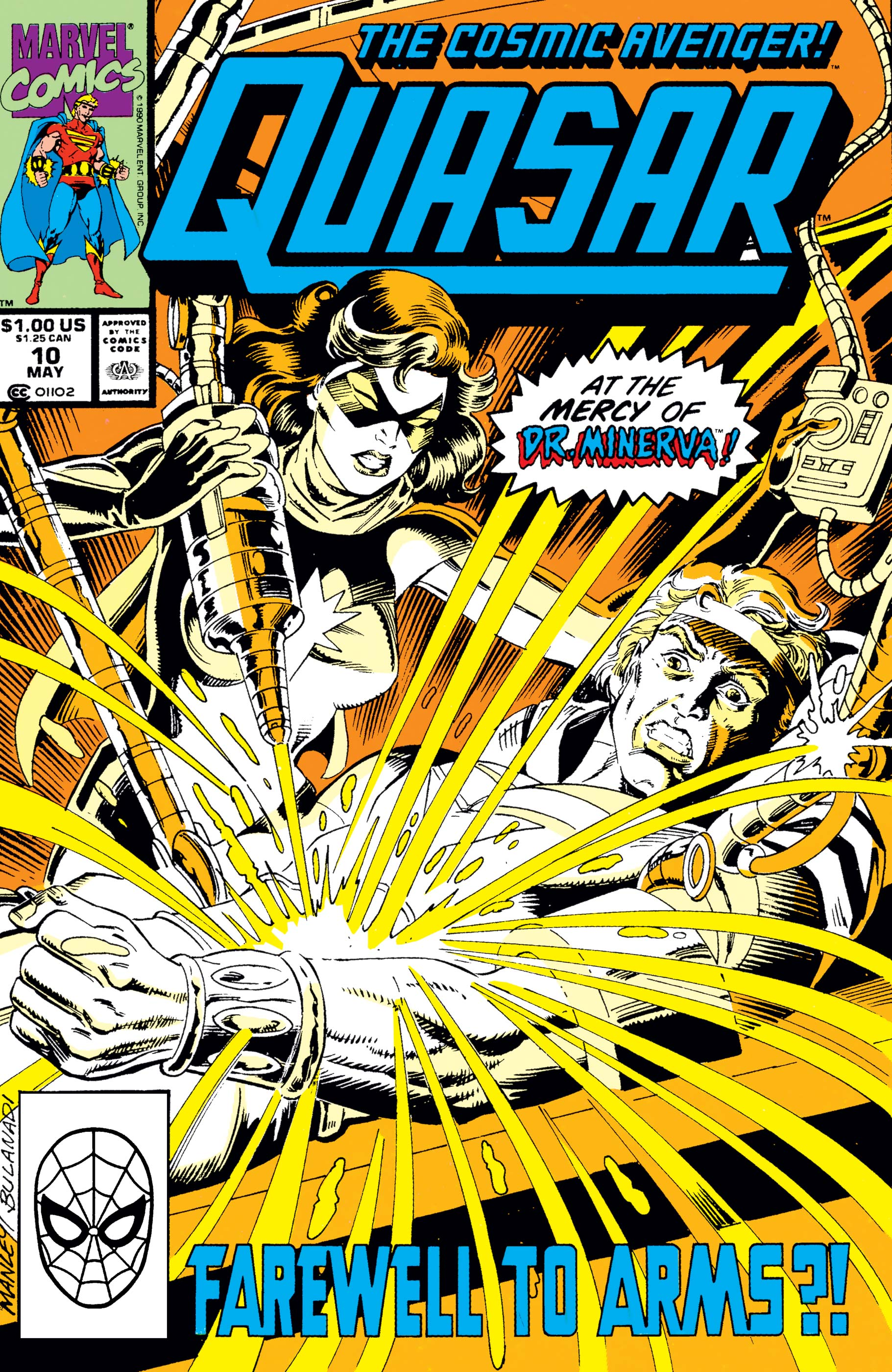 Quasar (1989) #10
