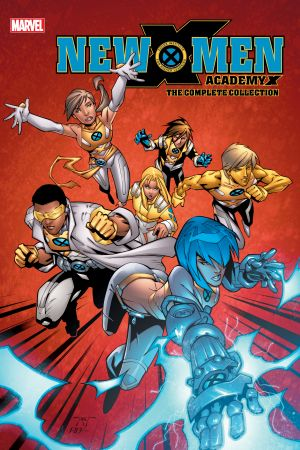 New X-Men: Academy X - The Complete Collection (Trade Paperback)