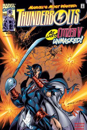 Thunderbolts #38