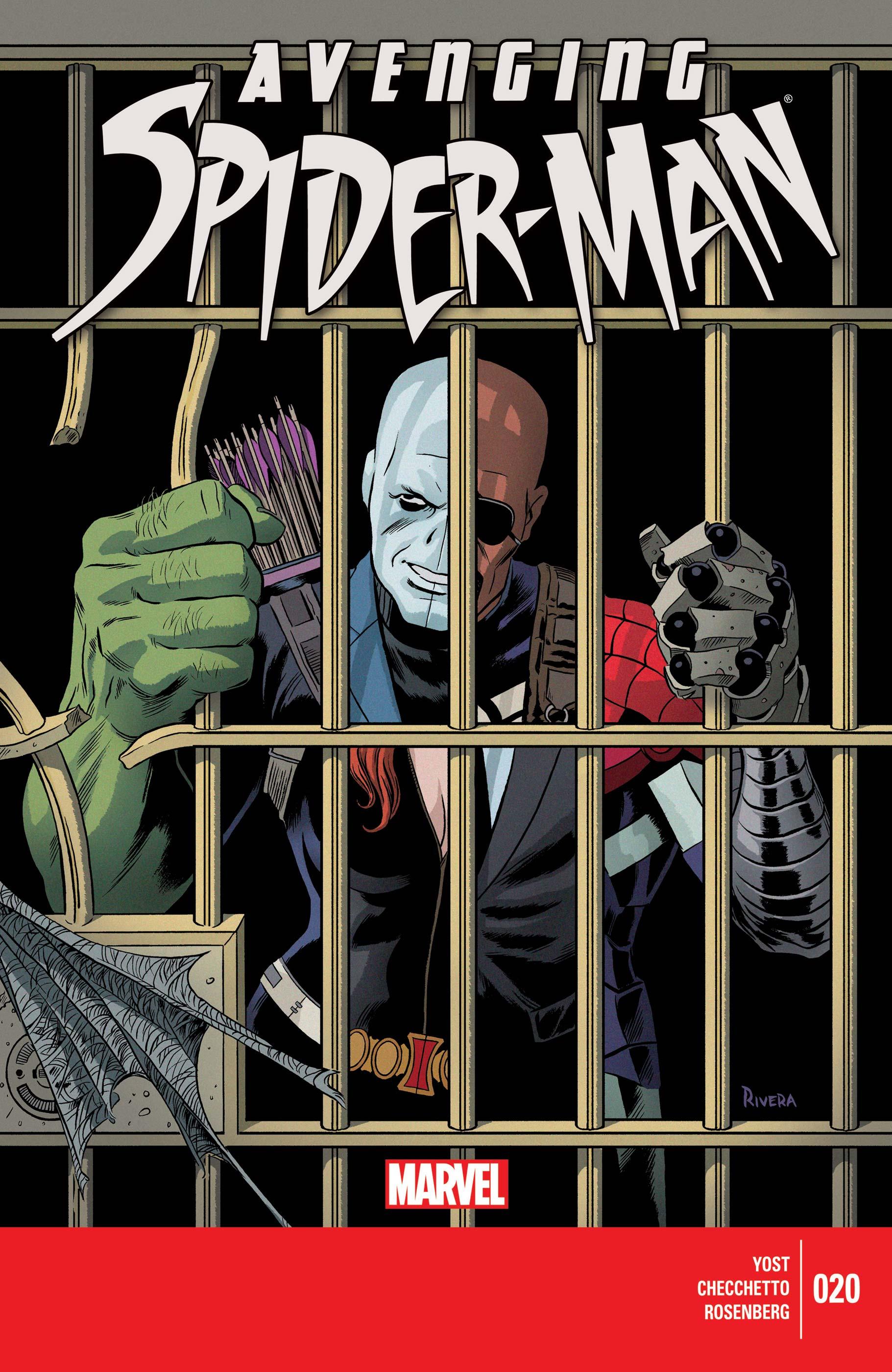 Avenging Spider-Man (2011) #20