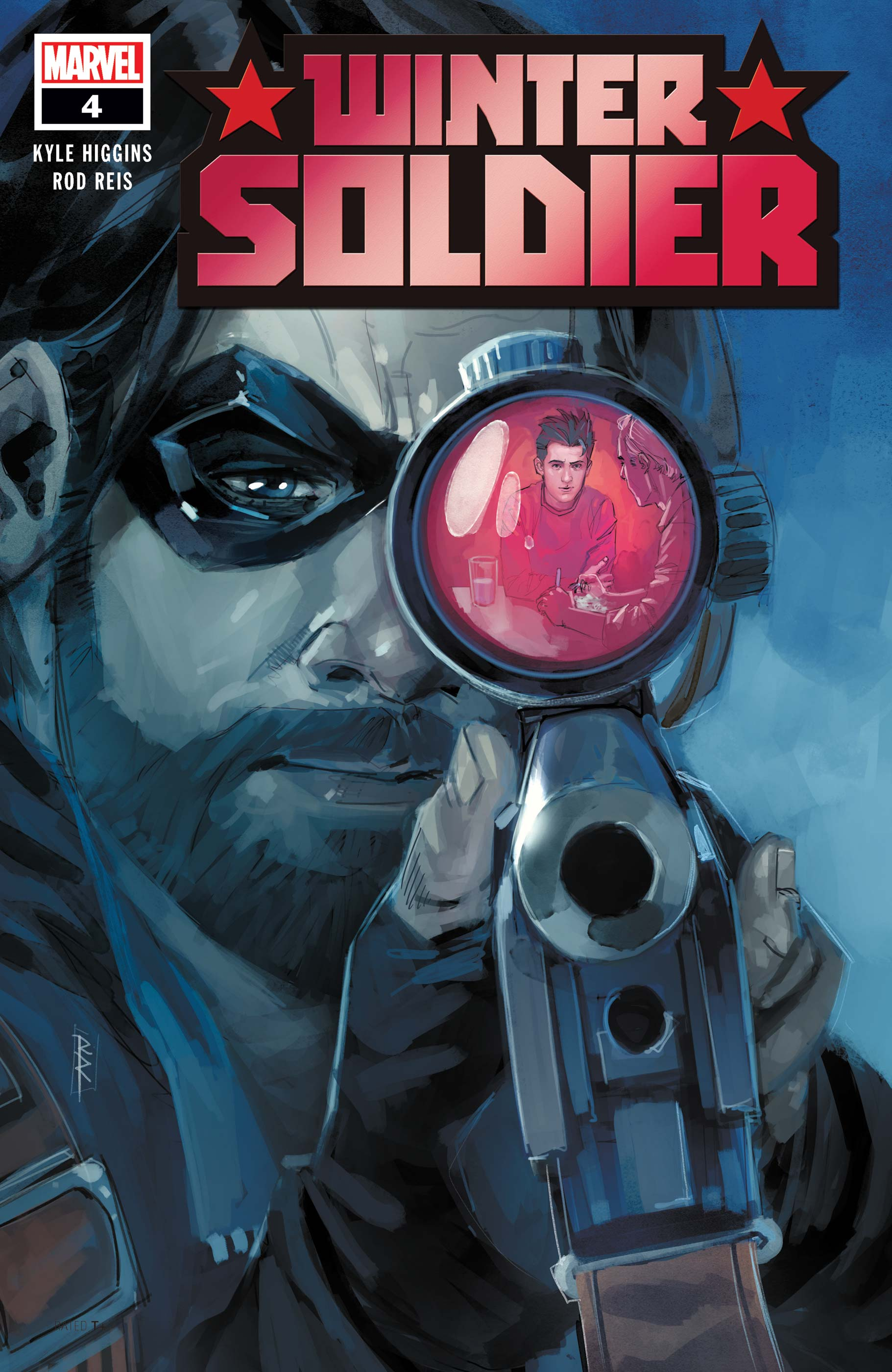 Winter Soldier (2018) #4