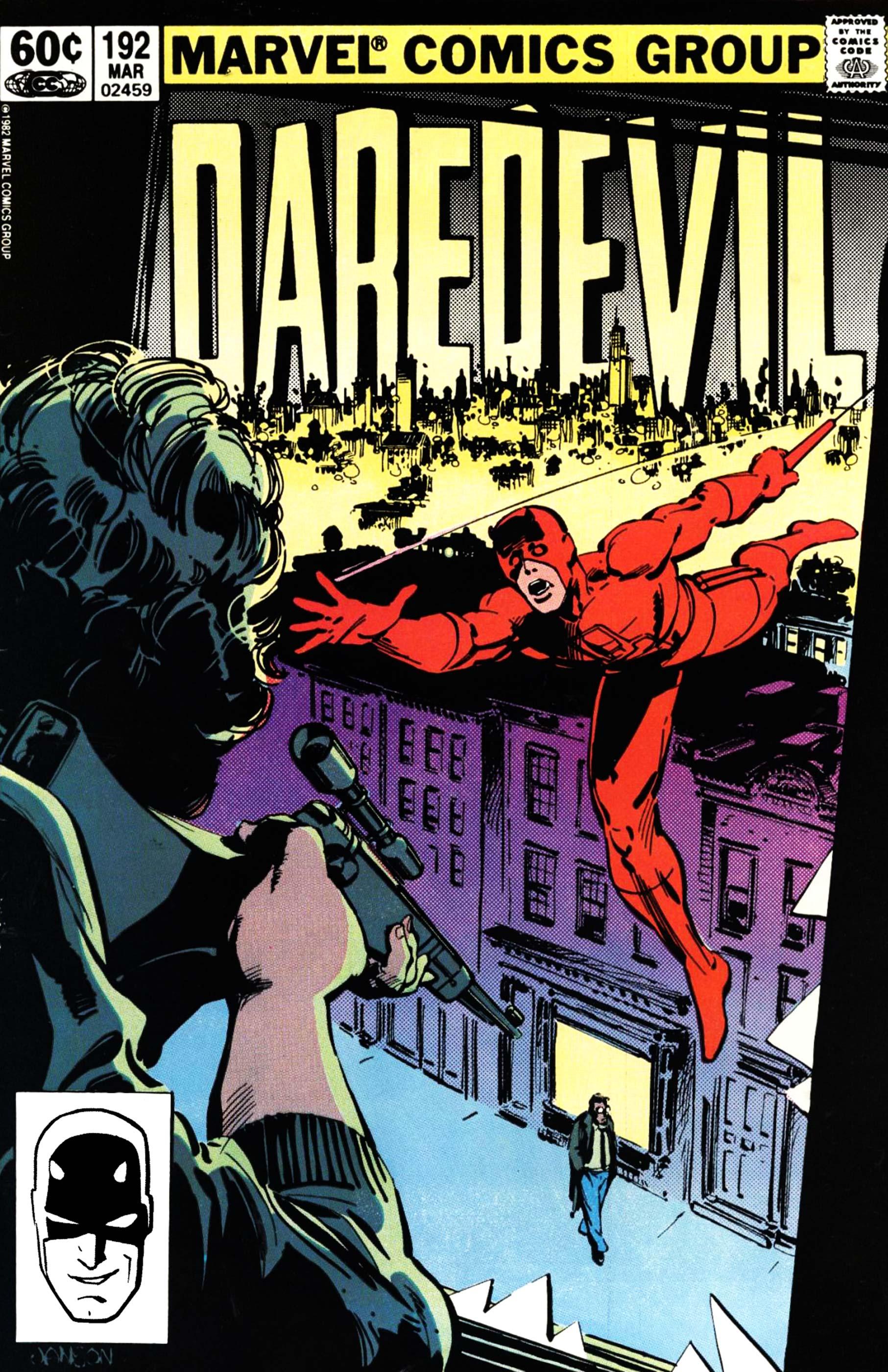 Daredevil (1964) #192