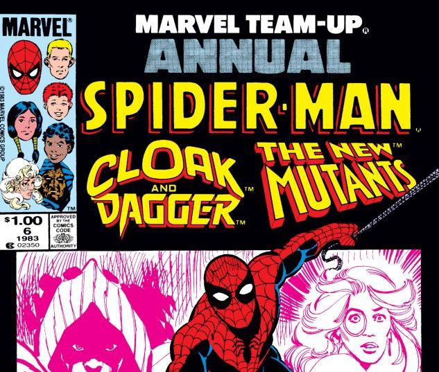 Marvel Team-Up Annual (1976) #6