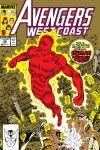 WEST COAST AVENGERS (1985) #50