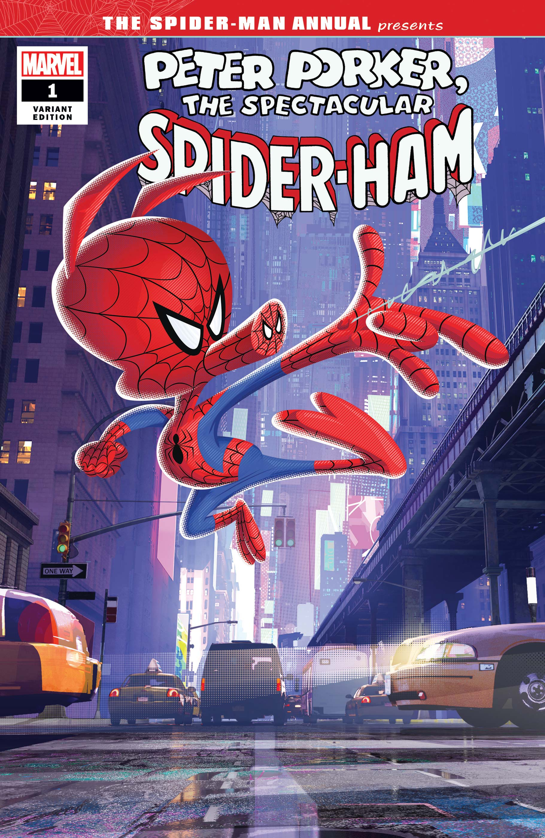 Spider-Man Annual (2019) #1 (Variant)