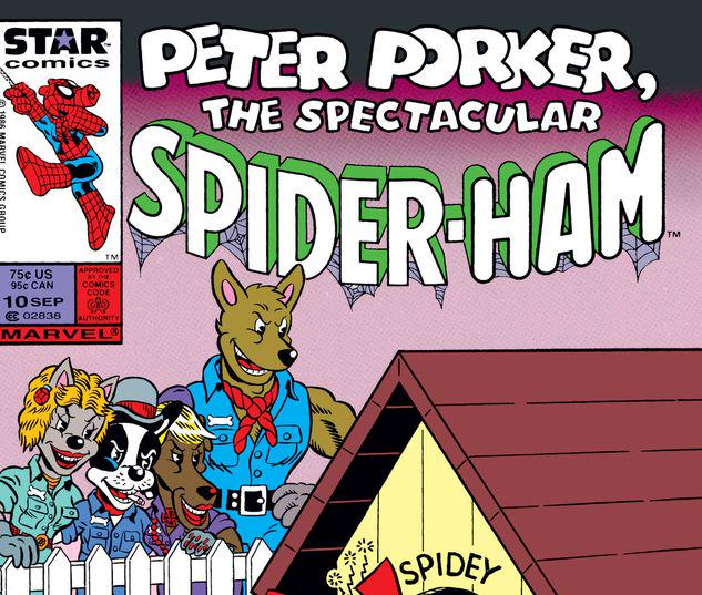 Peter Porker, the Spectacular Spider-Ham #10