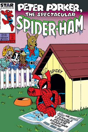 Peter Porker, the Spectacular Spider-Ham (1985) #10