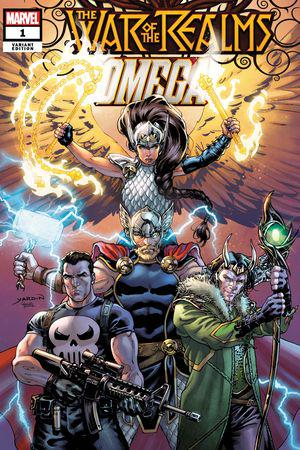 War Of The Realms Omega (2019) #1 (Variant)
