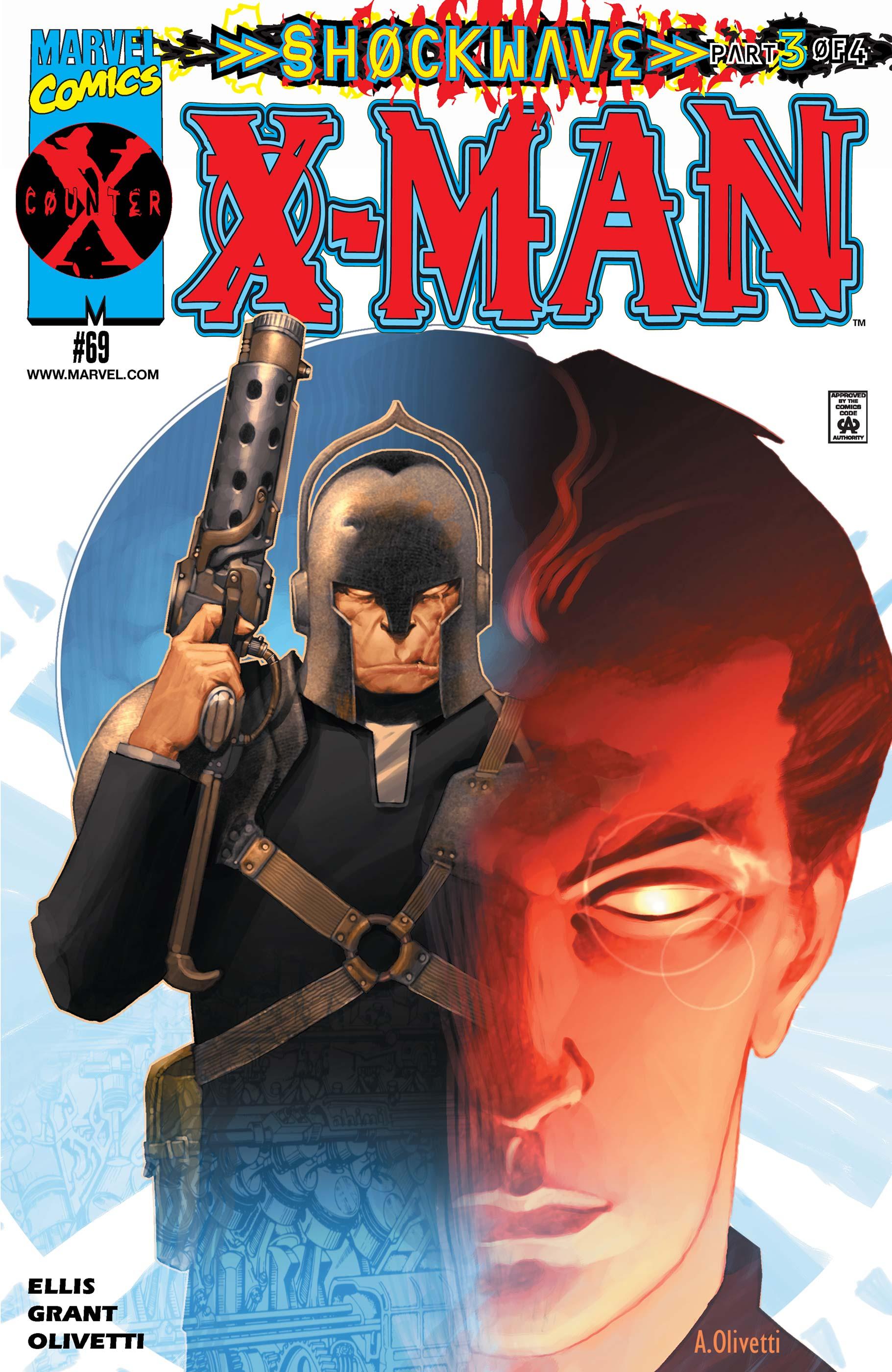 X-Man (1995) #69
