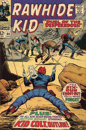 Rawhide Kid #64