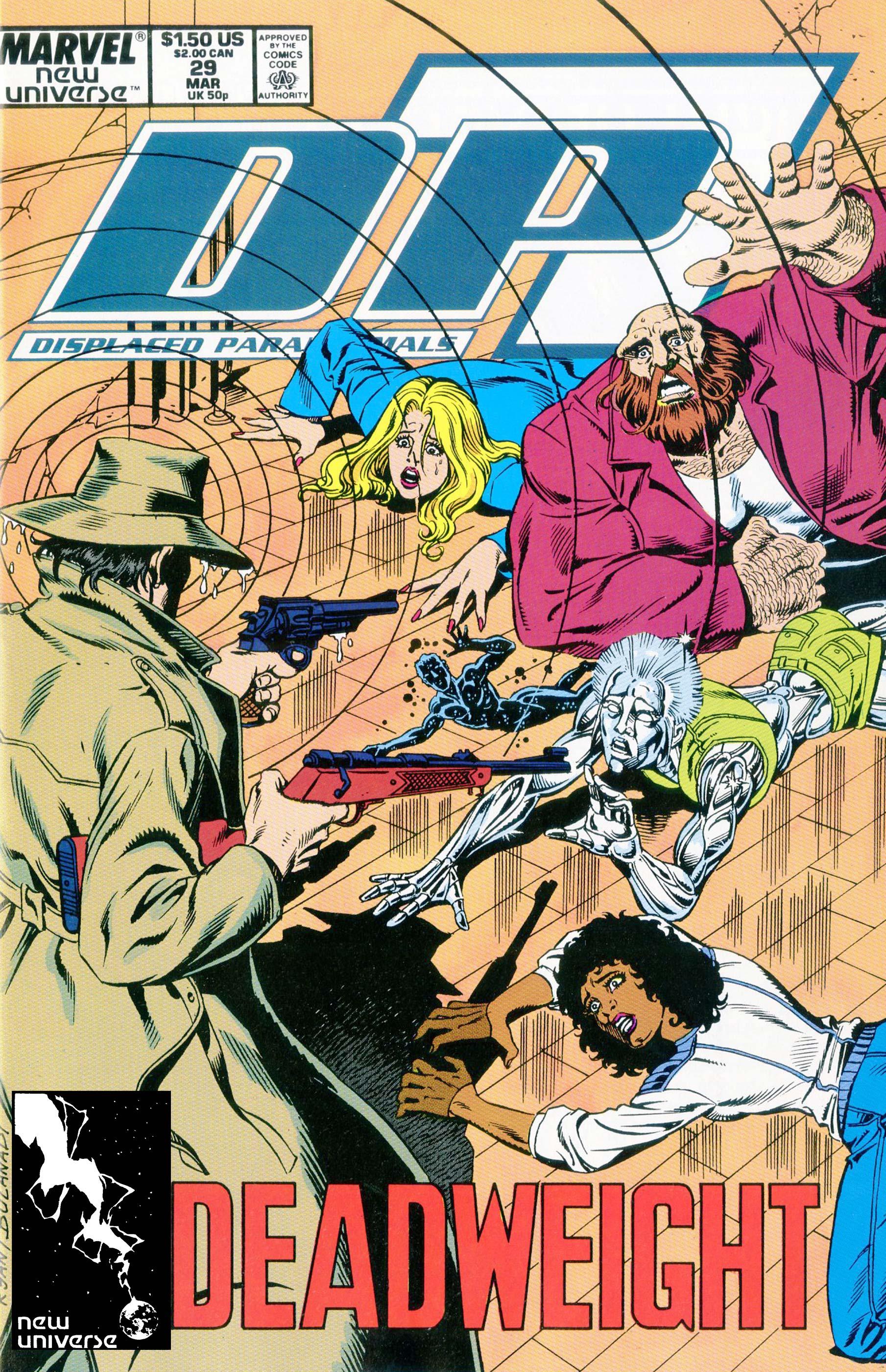 D.P.7 (1986) #29