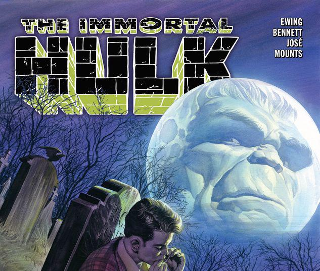 IMMORTAL HULK VOL. 4: ABOMINATION TPB #4