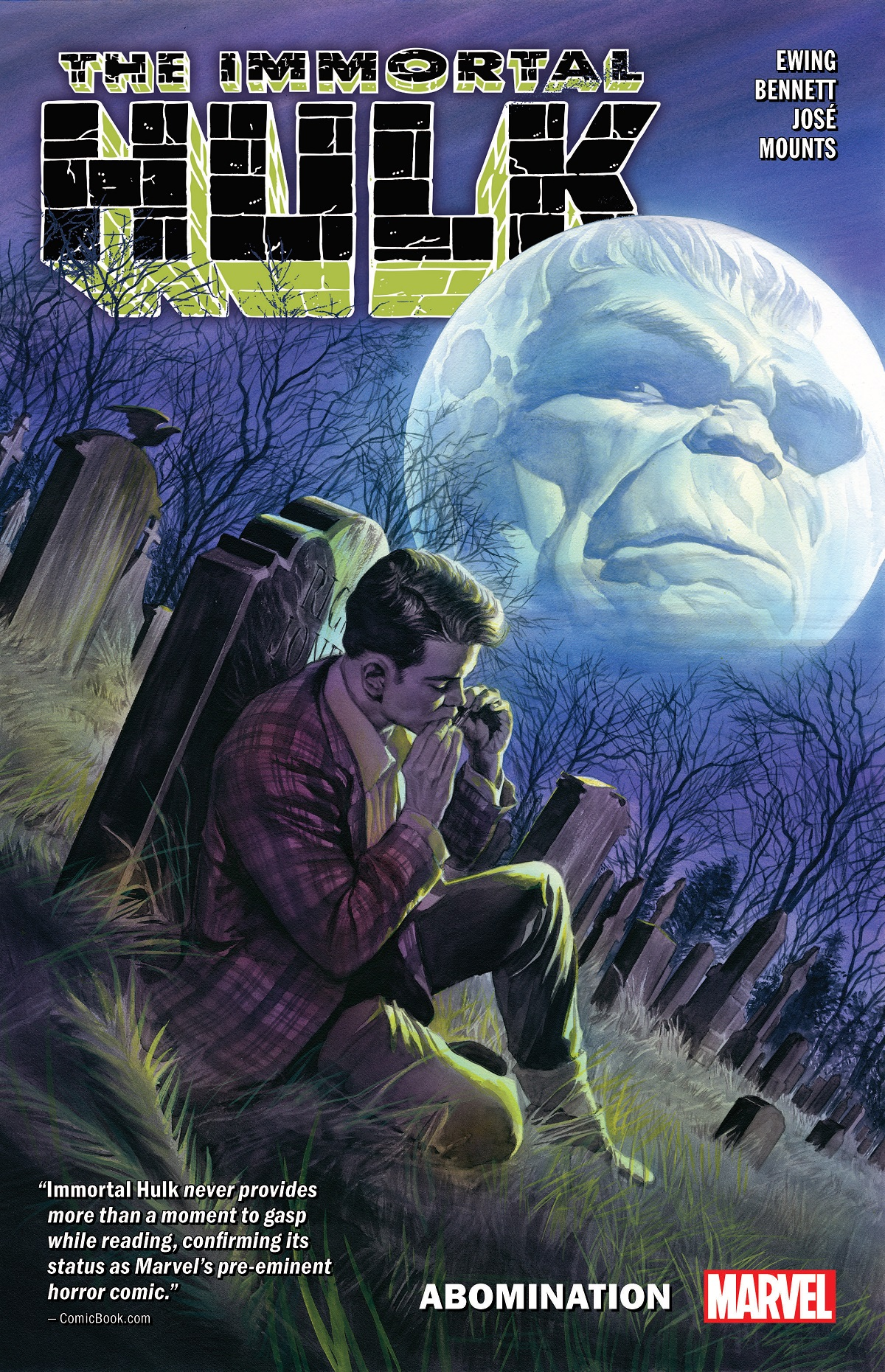 Immortal Hulk Vol. 4: Abomination (Trade Paperback)