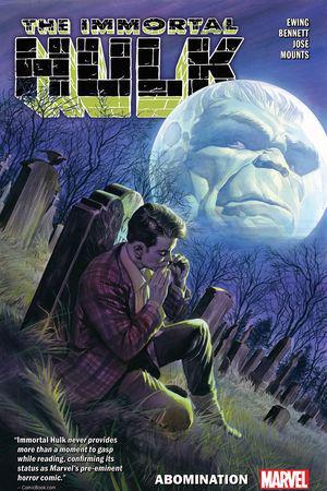 Immortal Hulk Vol. 4: Abomination (Trade Paperback)