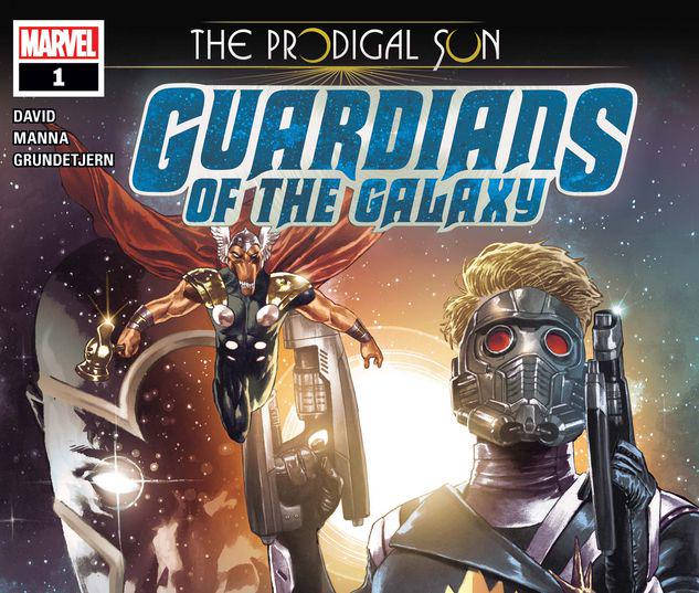 GUARDIANS OF THE GALAXY: THE PRODIGAL SUN 1 #1