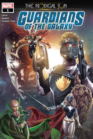 Guardians Of The Galaxy: The Prodigal Sun #1
