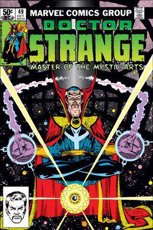 Doctor Strange (1974) #49