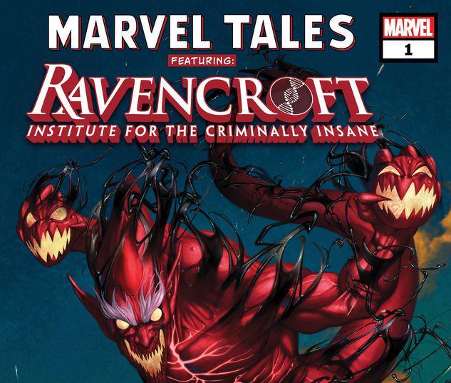 MARVEL TALES: RAVENCROFT 1 #1