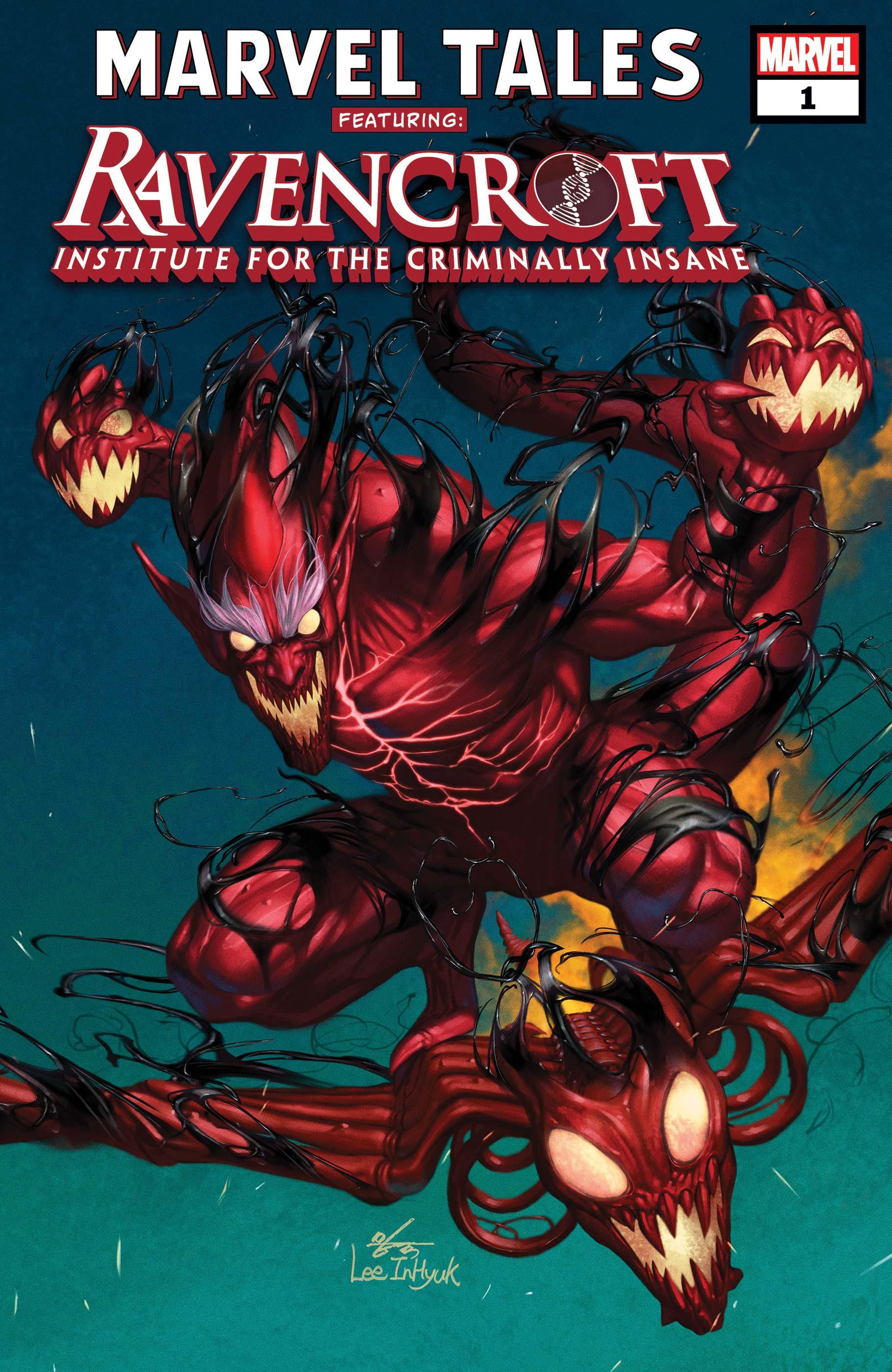Marvel Tales: Ravencroft (2020) #1
