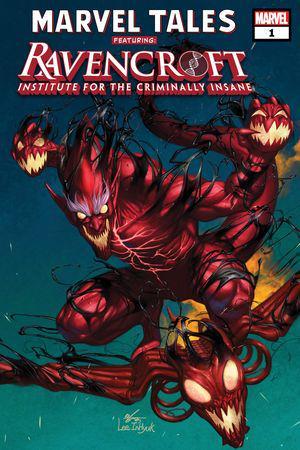 Marvel Tales: Ravencroft #1