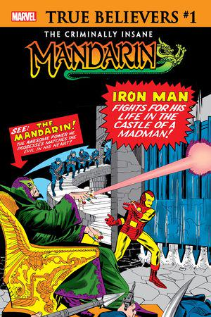 True Believers: The Criminally Insane - Mandarin  #1