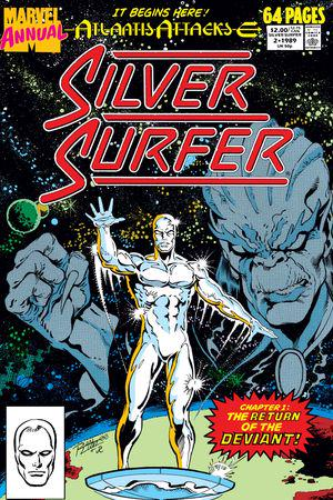 Silver Surfer Annual (1988) #2