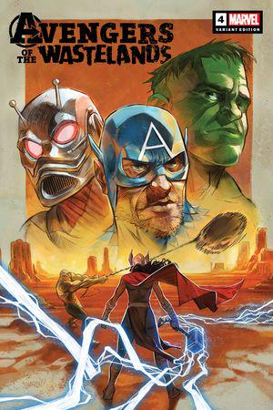 Avengers of the Wastelands (2020) #4 (Variant)