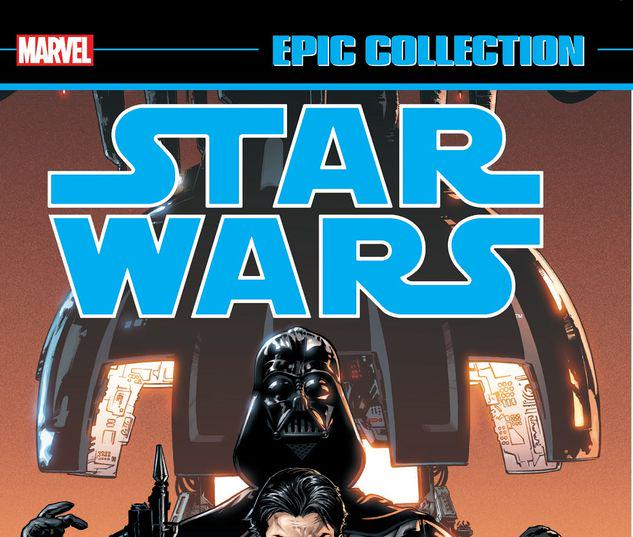 STAR WARS LEGENDS EPIC COLLECTION: THE REBELLION VOL. 4 TPB #4