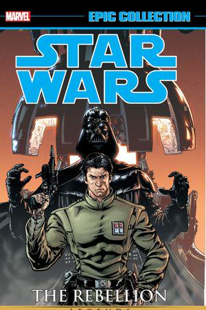 Star Wars Legends Epic Collection: The Rebellion Vol. 4 (Trade Paperback)