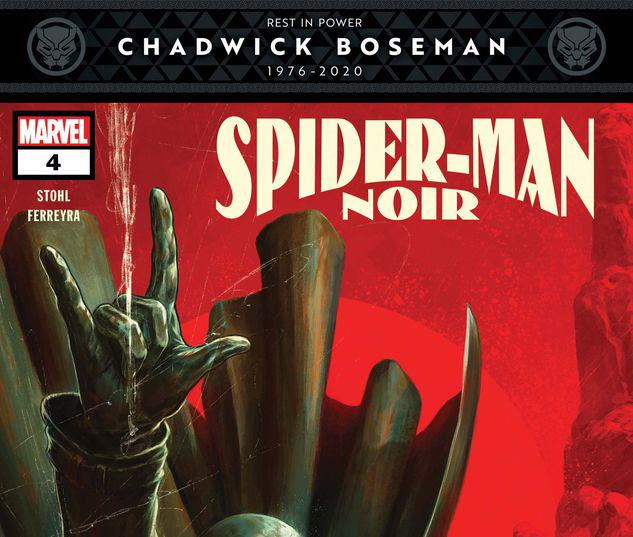 Spider-Man Noir #4