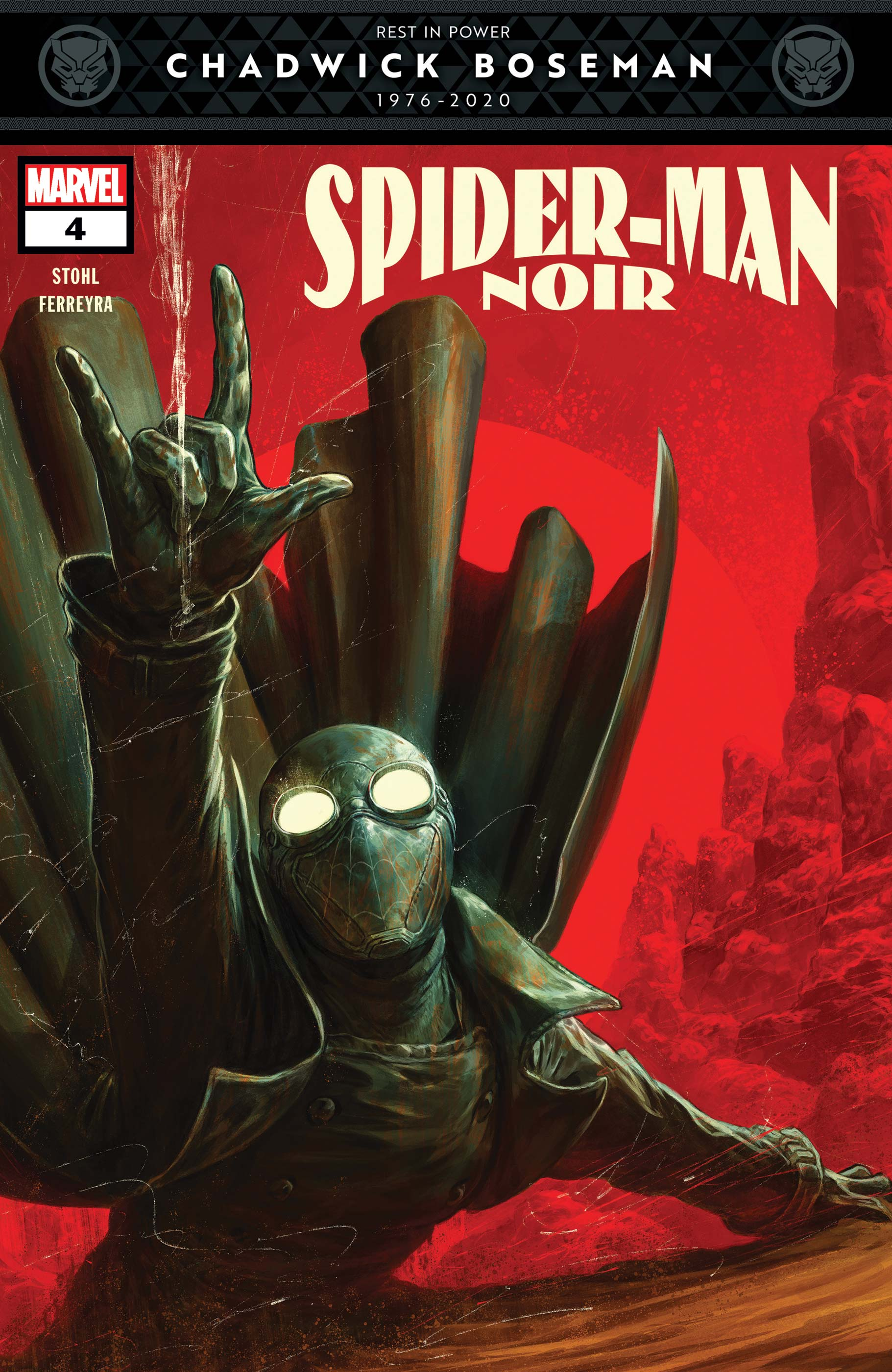Spider-Man Noir (2020) #4